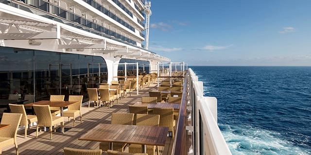 Cruise aboard the MSC Seaview